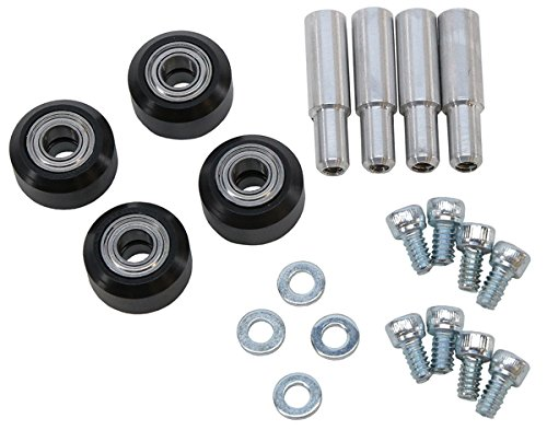 V-Wheel with Bearings Kit (4 pack with hardware) ServoCity 637082