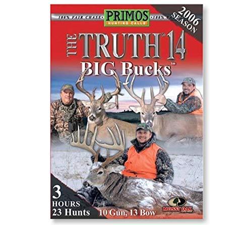 Primos Truth 14 Big Bucks DVD from Primos Hunting
