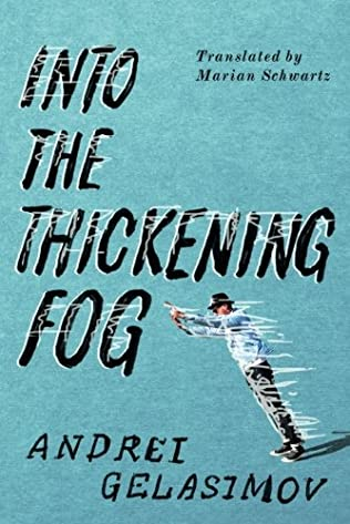 book cover of Into the Thickening Fog