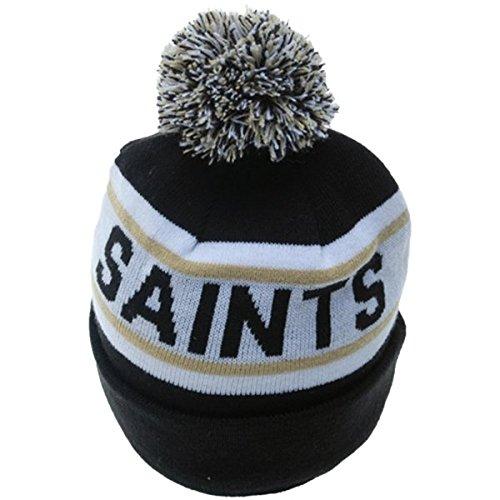 (NFL New Orleans Saints Biggest Fan Redux Beanie)