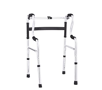 JMungS Drive Medical Plegable Andador Caminador Sin Ruedas ...