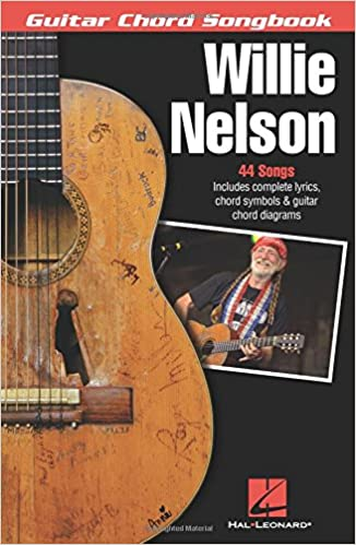 Amazon Willie Nelson Guitar Chord Songbook 0888680077136