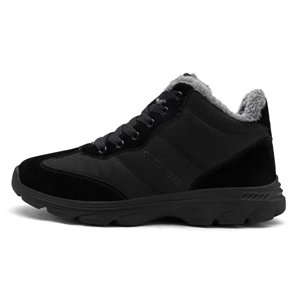 TORISKY Bottes Hiver Neige Imperm/éable Homme Femme Chaussures de Randonn/ée Confortable Chaudes 36-46EU