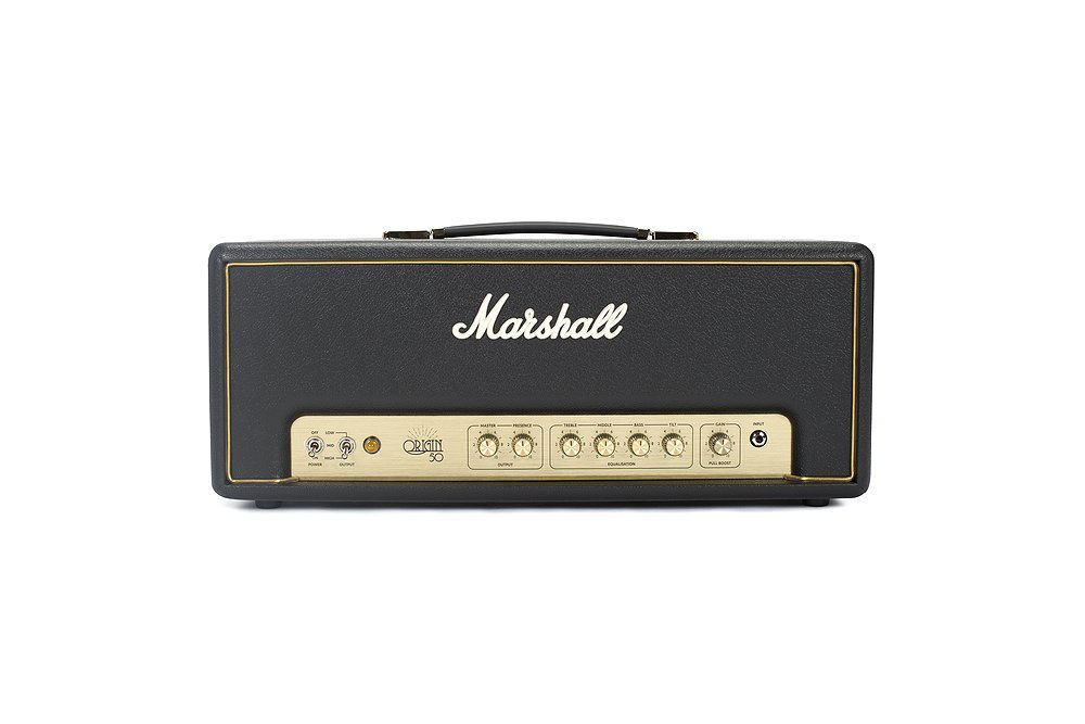 Marshall/ORIGIN 50H マーシャル ギターアンプ   B07DVK7ZCM
