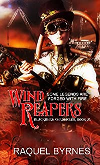 Wind Reapers by Raquel Byrnes ebook deal