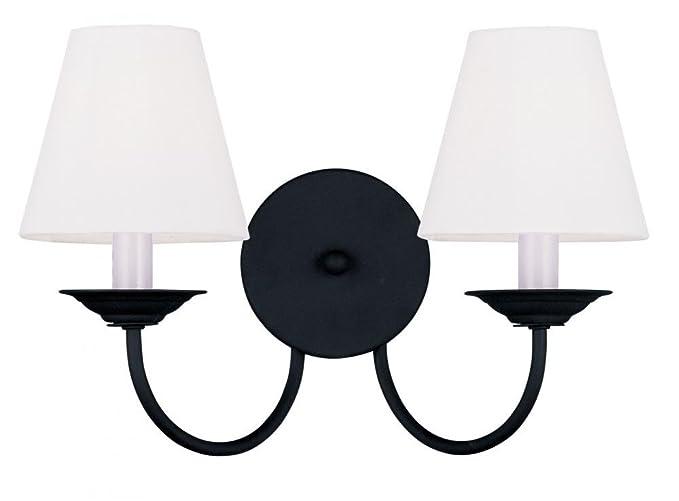 Amazon.com: Livex Lighting 5272-04 Mendham - Lámpara de ...