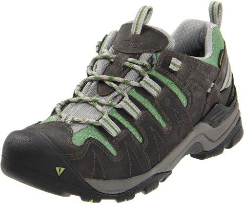 Keen GYPSUM - Zapatillas deportivas para exterior de cuero nobuck mujer gris - Grau (NGJG)