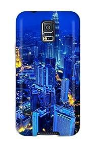 Pamela Sarich's Shop Best Snap-on Case Designed For Galaxy S5- Kuala Lumpur Scenery