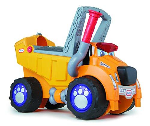 Little Tikes Big Dog Truck Ride On Little Tikes Batteries