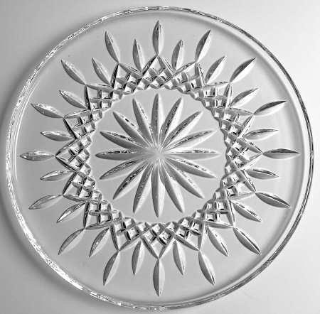 ウォーターフォード リスモア ケーキ皿 [並行輸入品] B00F2CLQTU