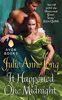 It Happened One Midnight: Pennyroyal Green Series by [Long, Julie Anne]