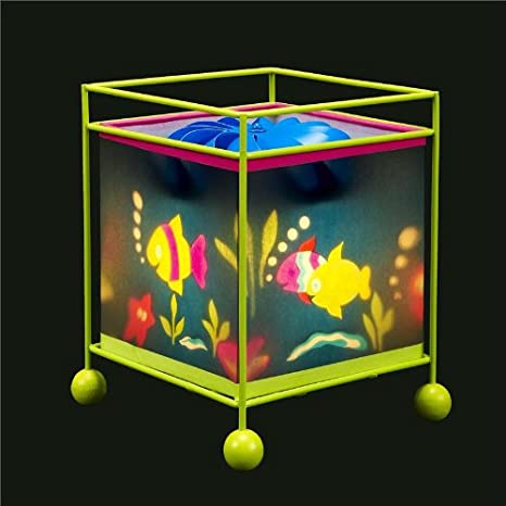51Hy7RhTq9L._SX466_ amazon com new kids meme fish design magic revolving lamp kl506s,Meme Magic Lamp