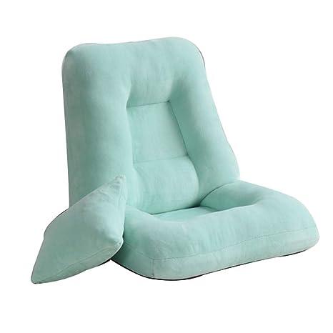 Amazon.com: zenggp - Silla de suelo ajustable con asiento ...