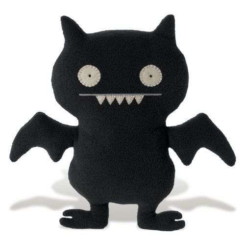 (UglyDoll®  Black Ice Bat 12-Inch)