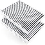 AmazonBasics CF11176 Cabin Air Filter, 2-Pack