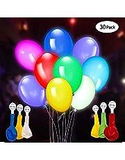 PuTwo Foil Globos de Cumpleaños 37 Piezas Látex Globos de Helio Globos Brillantes Globo Foil para Cumpleaños Decoración Feliz Cumpleaños Decoracion Photocall Cumpleaños Artículos de Fiesta