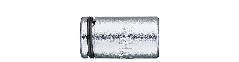 Portabits de fuerza fijaci/ón mediante bola 246 Adapter 1//4 x 1//4 Ref Envase de 5 Ud 24637 WIHA 33230