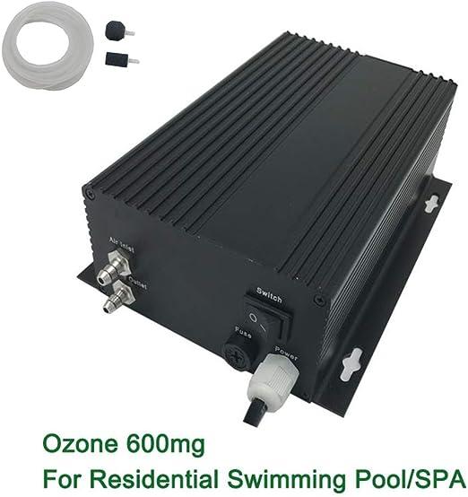 ZCCGRASS Purificador Comercial 600mg / HR del Agua de los ...