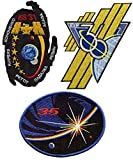 Patch Set International Space Station Expedition 31 35 36 Official