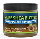 Offer Your Skin the Deep Nourishment It Deserves and Restore It's Natural Radiance with the #1 Real, Unrefined and Organic African Shea Butter by Nature's Sweet Sense!              Are you tired of trying to hide the cracked, ...