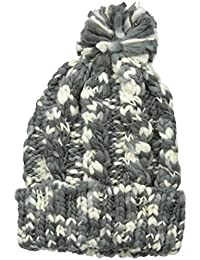 Women's Chunky Cable Knit Beanie