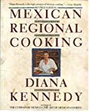 Mexican Regional Cooking, Diana Kennedy, 0060920696