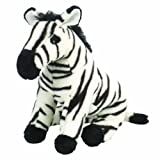 Cuddlekins 12 inch Zebra Plush Stuffed Animal