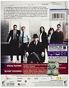 The Blacklist: Season 1 [Blu-ray] from Sony Pictures Home Entertainment