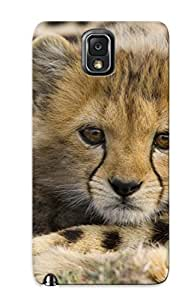 Awesome VIkxWVe361nLRsI Refulgentu Defender Tpu Hard Case Cover For Galaxy Note 3- Baby Tiger