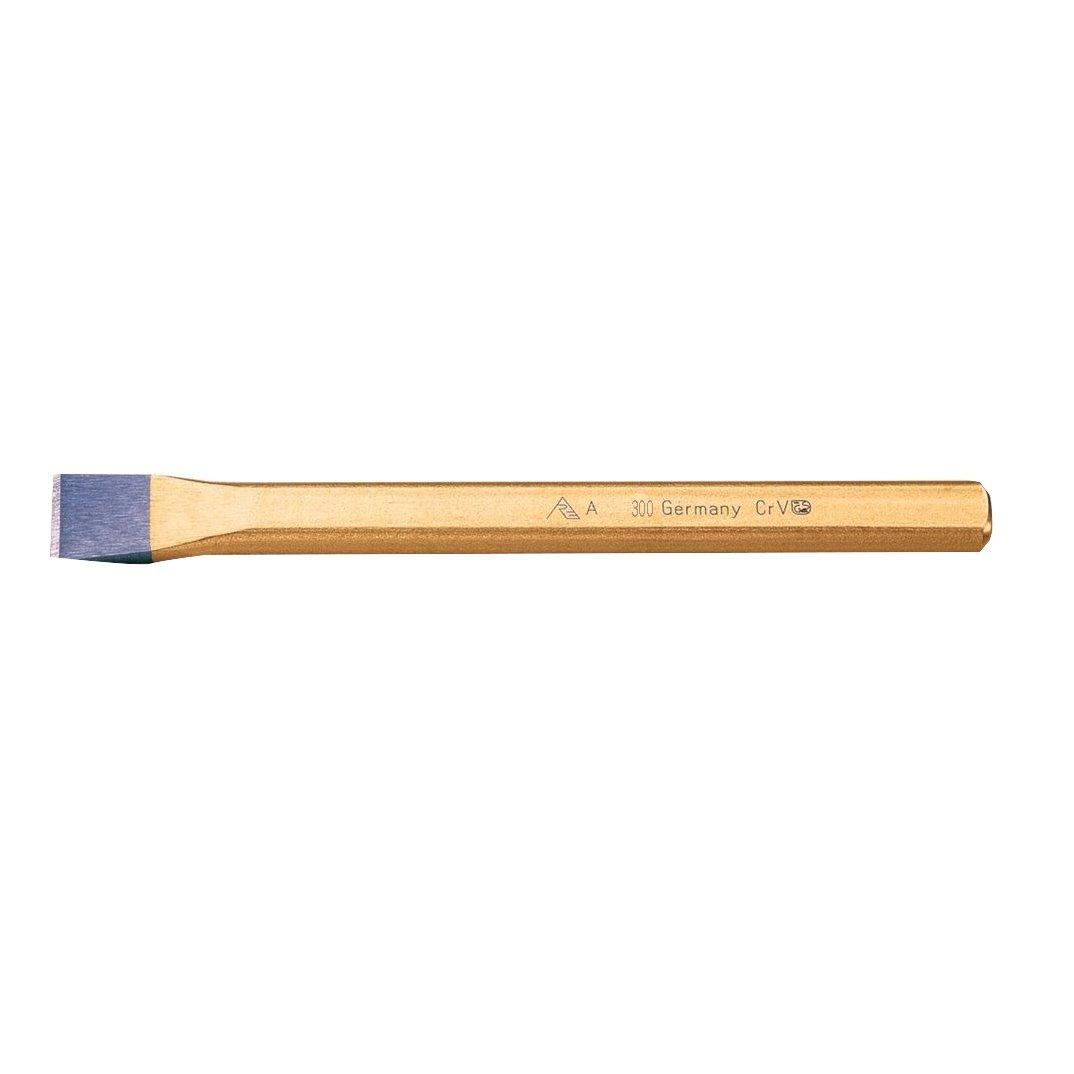 Rennsteig 11 7/8-Inch Masonry Premium Lifetime Chisel, Flat Oval
