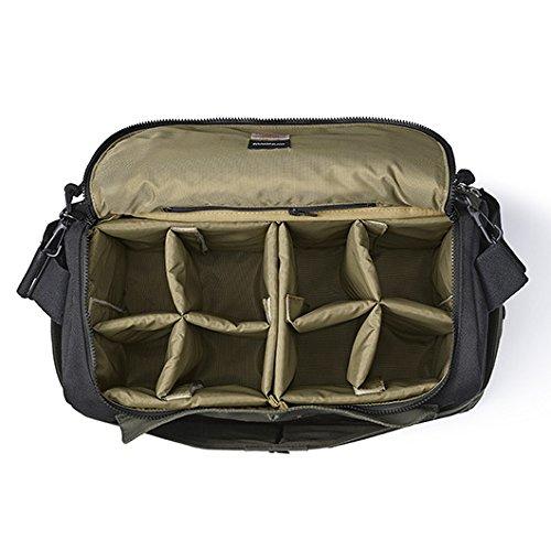 Filson 70195 McCurry Sportsman Bag (Magnum Black)
