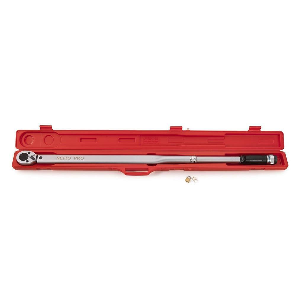 Neiko 03710B Drive Automatic Torque Wrench, 3/4'' by Neiko