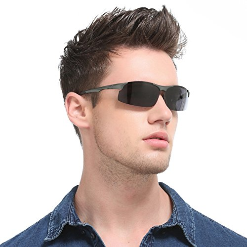 Moda Vistoso Aluminio Hombres Conducción Gafas De Gafas Photocolor Callejera Sol Sol Magnesio Visera Photocolor De Gafas Vida RyimsD Personalidad 5qzOxwtqA