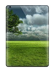 CharlesRaymondBaylor YYlrkux13295sDMVd Case Cover Ipad Air Protective Case Landscape Earth