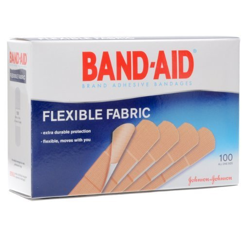 (Flexible Fabric Adhesive Bandages, 1