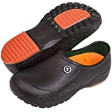 YUNG Professional Slip Resistant Clogs - Chef Clogs, Restaurant Work Shoe, Nurse Shoe, Garden Work Shoe for Men and…