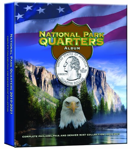 Whitman National Park P & D Mints Color Album