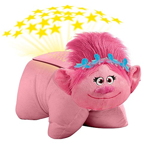 Pillow Pets Dreamworks Trolls Dream Lites - Poppy Stuffed Animal Plush Toy Plush