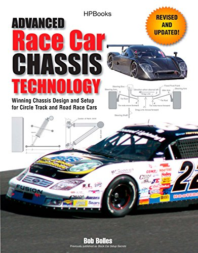 - Advanced Race Car Chassis Technology HP1562: Winning Chassis Design and Setup for Circle Track and Road Race Cars