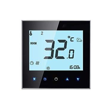 Termostato Mural WiFi termostato inteligente controlador de ...