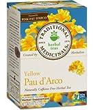Traditional Medicinals Tea Pau D Arco