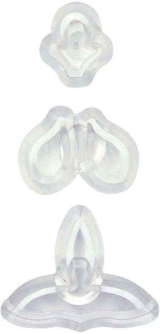 6 x 2 x 16 cm Blanc JEM 103FF036 Lot de 3 Emporte Pi/èces Plastique