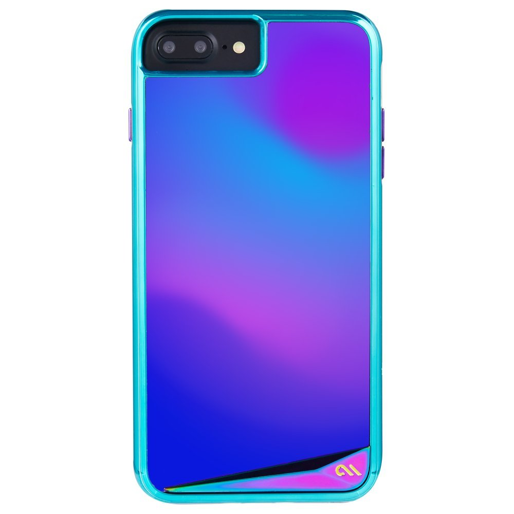 Amazon com case mate iphone 8 plus case whats your mood changes colors slim protective design for apple iphone 8 plus mood cell phones
