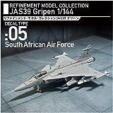 チェコ機 アフリカ機デカール  プラモデル JAS39グリペン 1/144スケール 2個セット