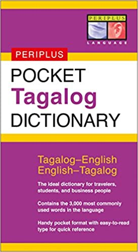 Amazon pocket tagalog dictionary tagalog english english pocket tagalog dictionary tagalog english english tagalog periplus pocket dictionaries original edition ccuart Image collections