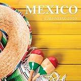 Mexico Calendar 2019: 16 Month Calendar