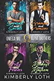 Omega Mu Alpha Brothers: Box set books 1-4