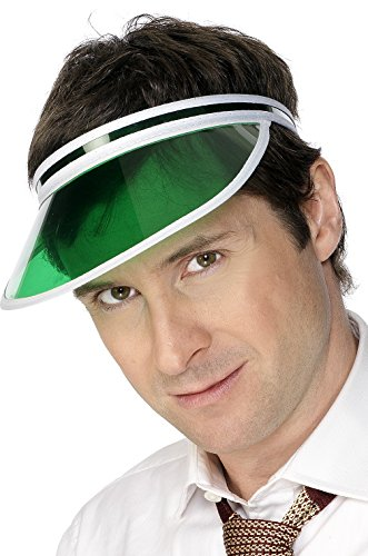 Poker Visor Costume Accessory