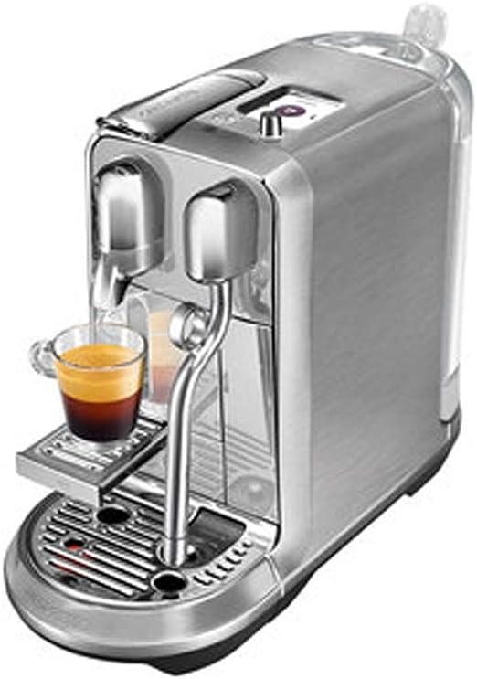 Máquina de café en cápsulas KOKO prueba automática de cápsulas para el hogar, sistema antigoteo, café con leche con leche, capuchino, americano,: Amazon.es: Hogar