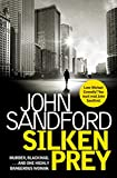 Front cover for the book Silken Prey by John Sandford